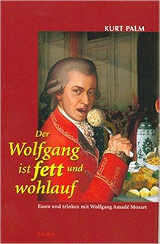 Der Wolfgang ist fett und wohlauf